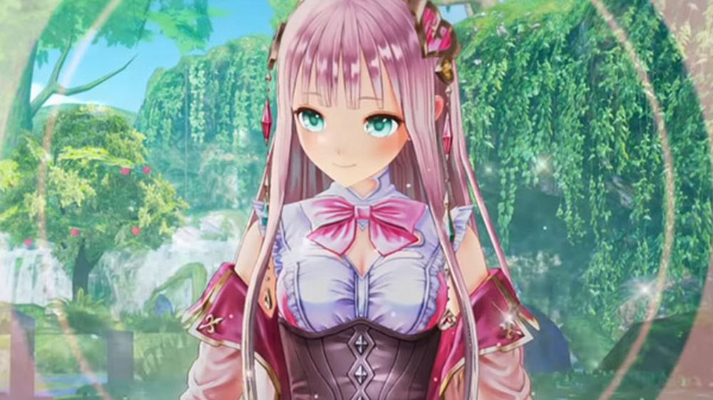 Atelier Lulua The Scion of Arland si mostra in trailer