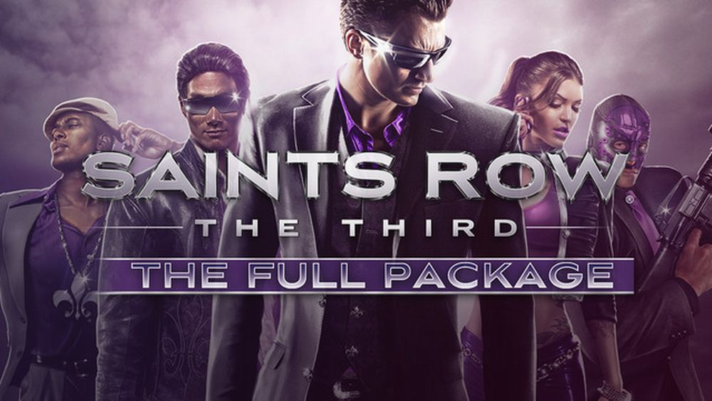 Saints Row The Third arriva su Switch
