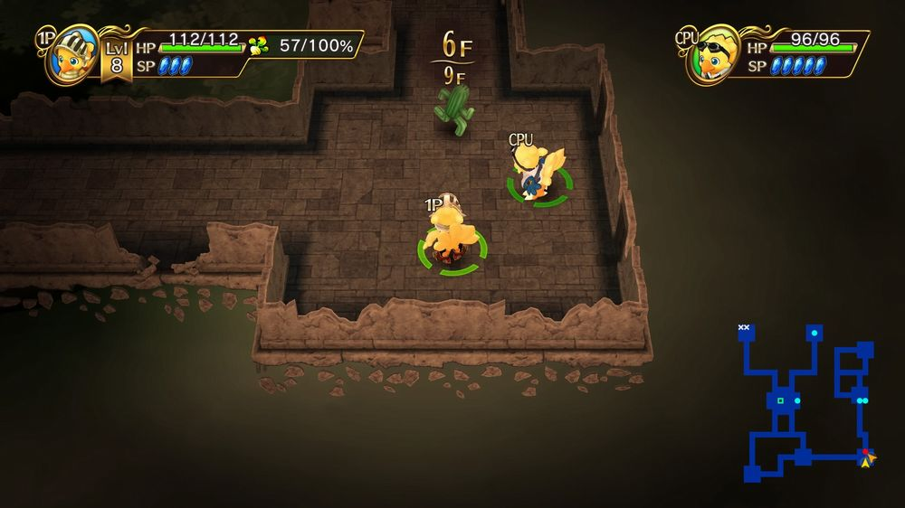 Chocobo's Mystery Dungeon EVERY BUDDY!_recensione1.jpg