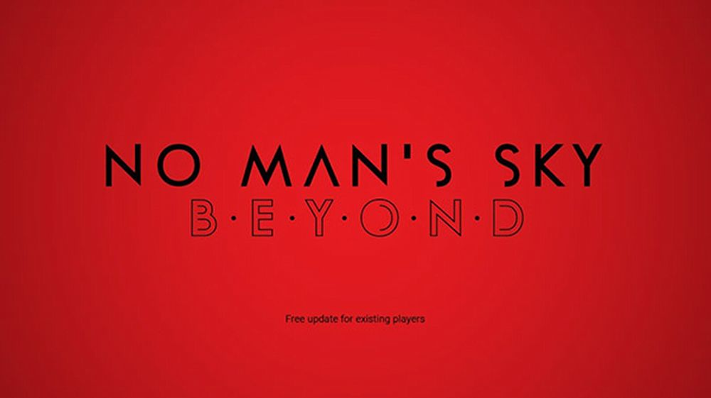 no man sky is evolve anchor di pic con Beyond
