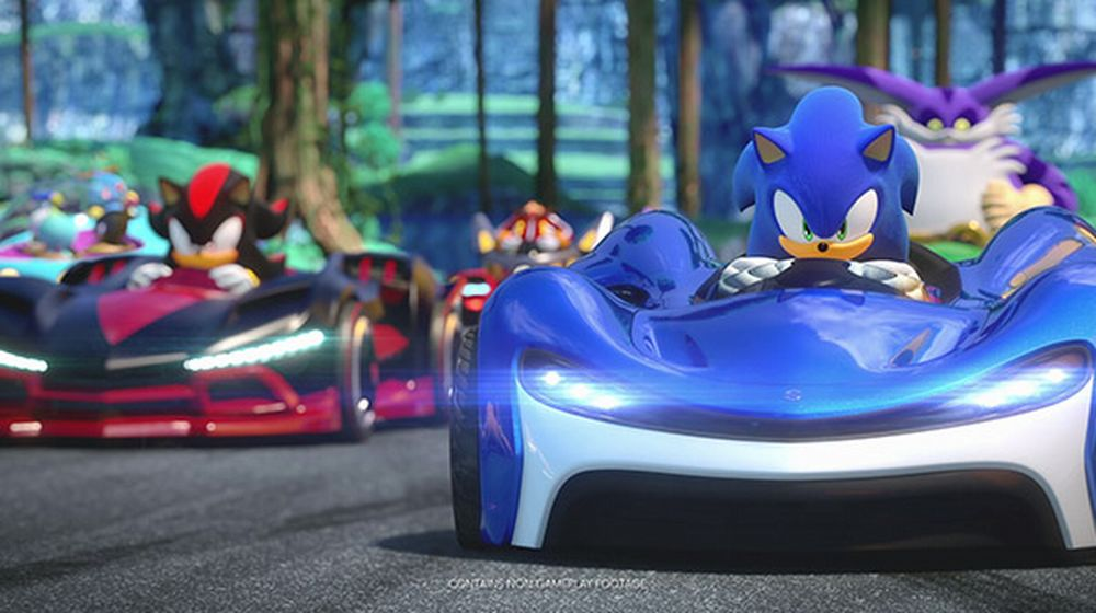 trailer team up sonic racing