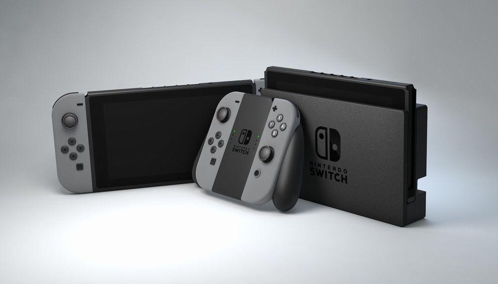 Nintendo Switch Lite: come potrebbe essere