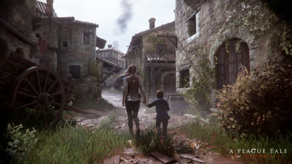 Story trailer per A Plague Tale Innocence