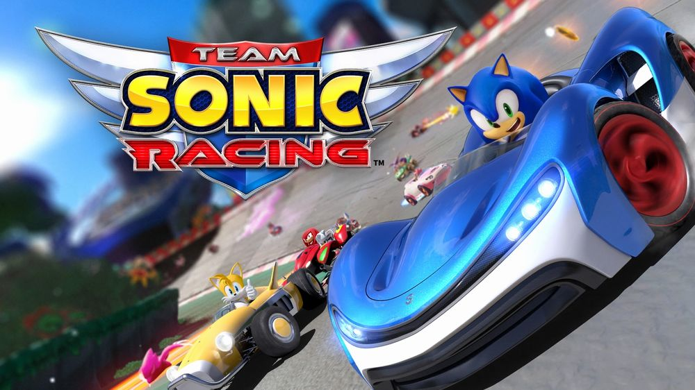Team Sonic Racing recensione