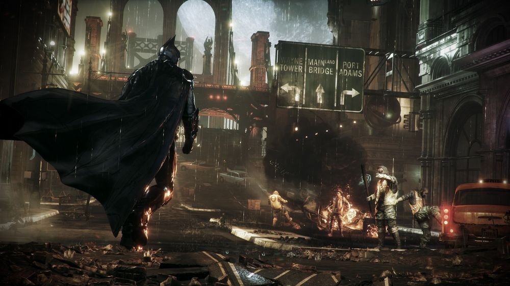 batman arkham knight grastis