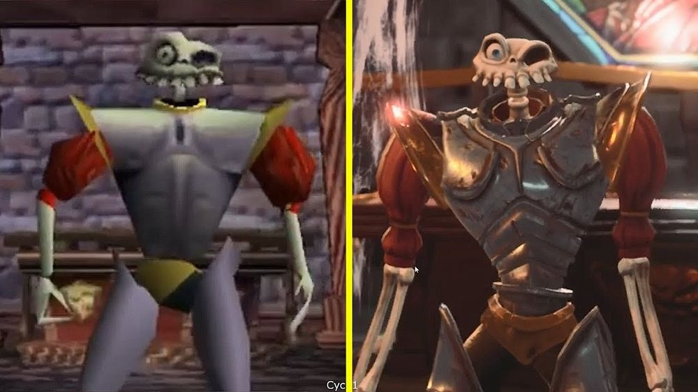 MediEvil - Sony rilascia un video comparativo.jpg