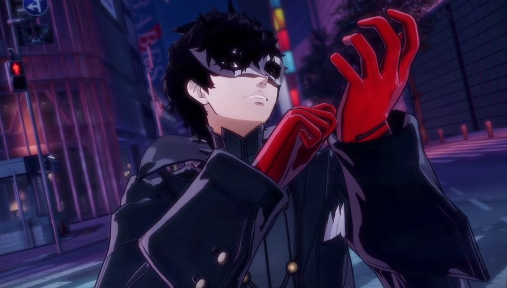 Persona 5 Scramble The Phantom Strikes - Presentato il trailer su Joker.jpg