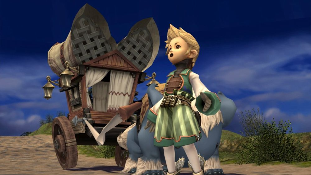 Final Fantasy Crystal Chronicles remastered data rimandata