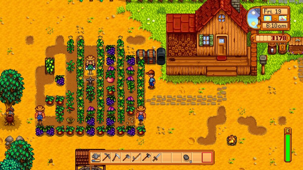 Stardew Valley è un successone
