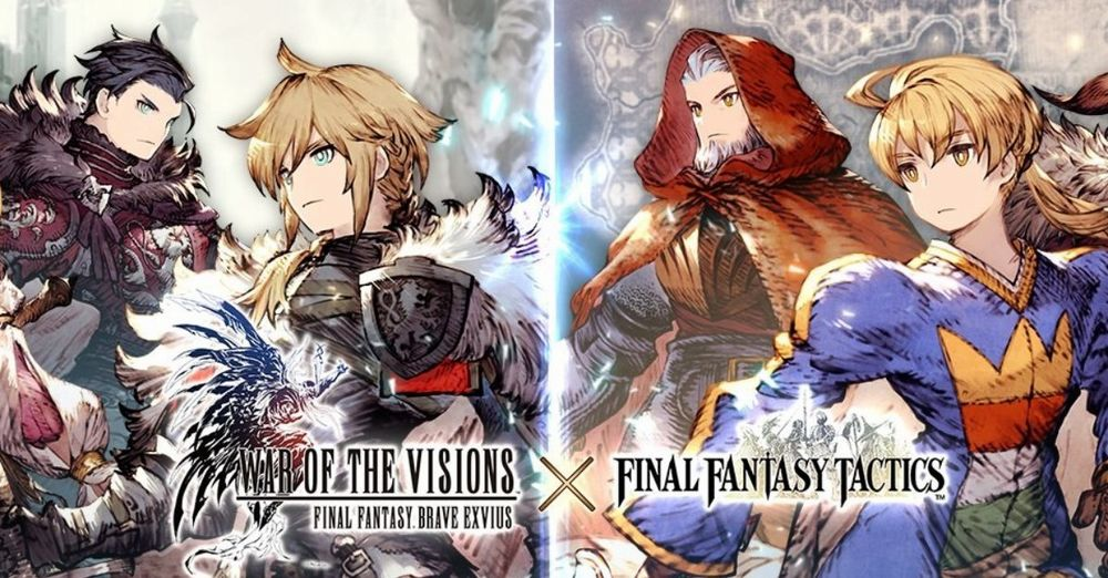 War of the Vision incontra Final Fantasy Tactics