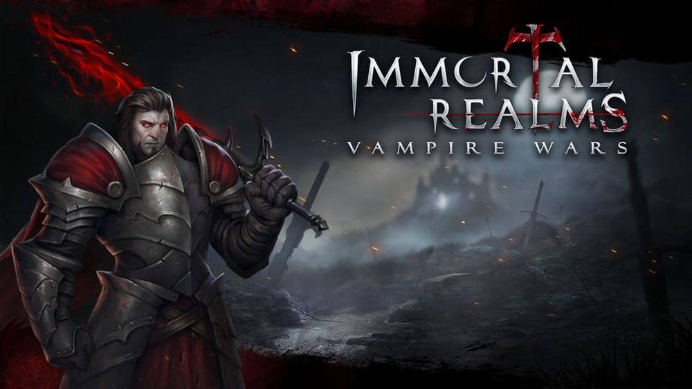 Immortal Realms Vampire Wars data