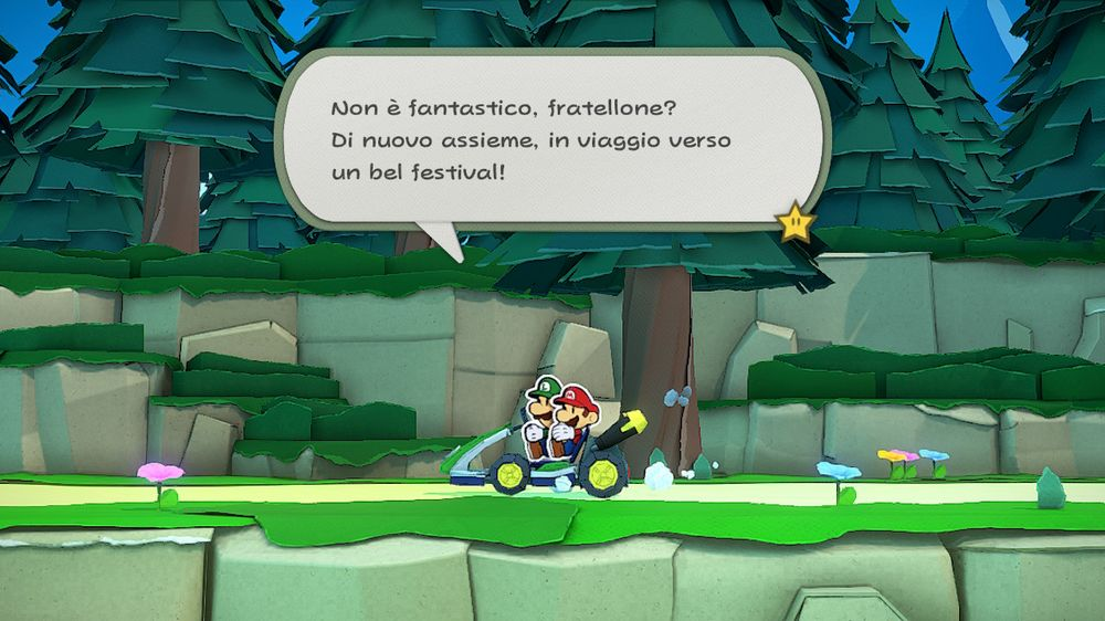 Paper Mario The Origami King - Recensione