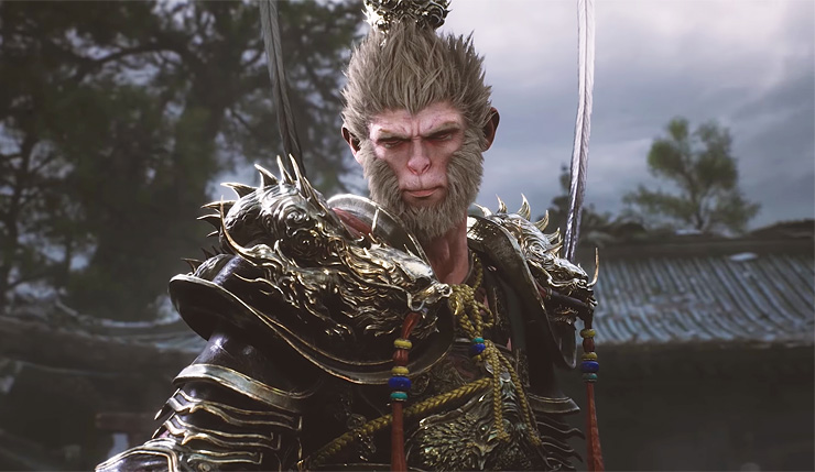 I cinesi Game Science hanno svelato l'action rpg Black Myth: Wukong