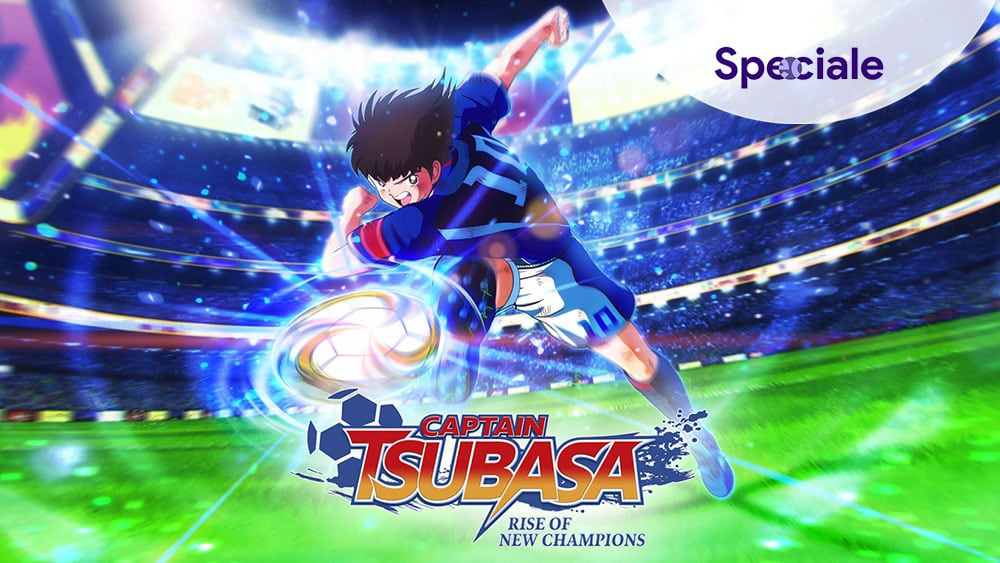 Approfondiamo le meccaniche di gameplay di Captain Tsubasa: Rise of New Champions