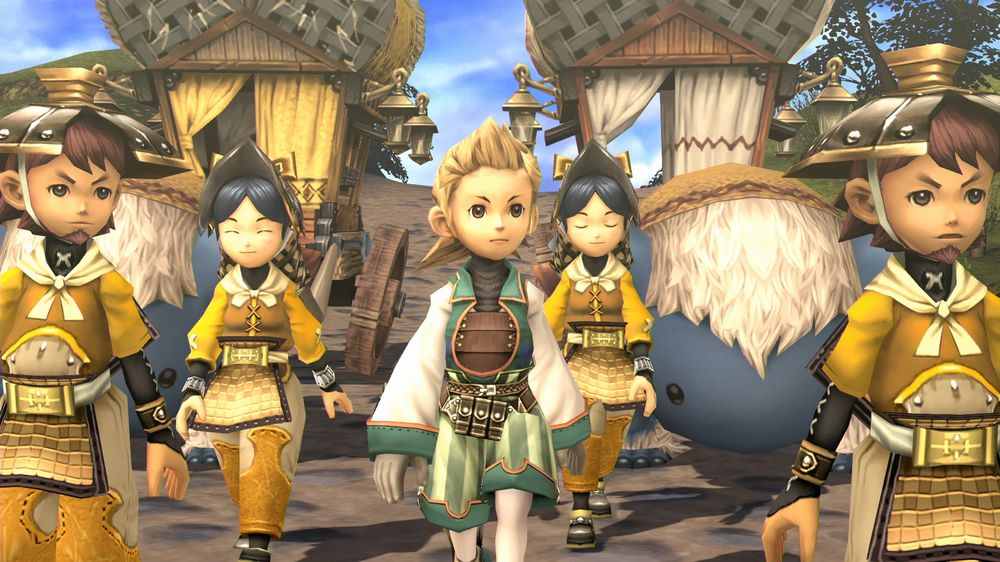 Final Fantasy Crystal Chronicles Lore