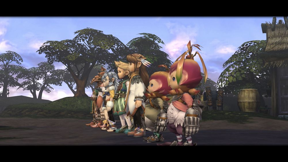 Personaggi di Crystal Chronicles