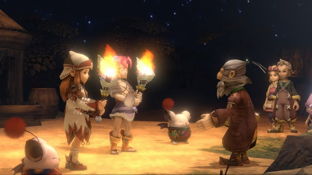Final Fantasy Crystal Chronicles Recensione