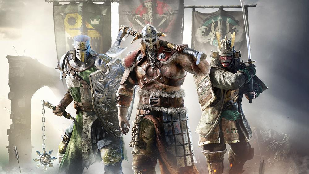 Ubisoft annuncia gli upgrade next gen per For Honor | GamerClick