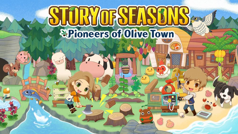STORY OF SEASONS: Pioneers of Olive Town sarà disponibile dal 26 marzo 2021