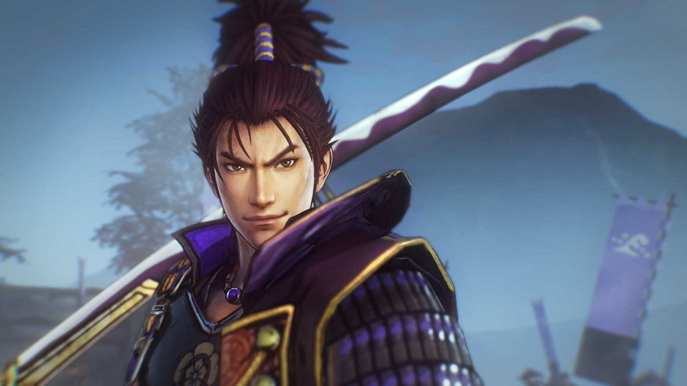 Samurai Warriors 5 oda nobunaga