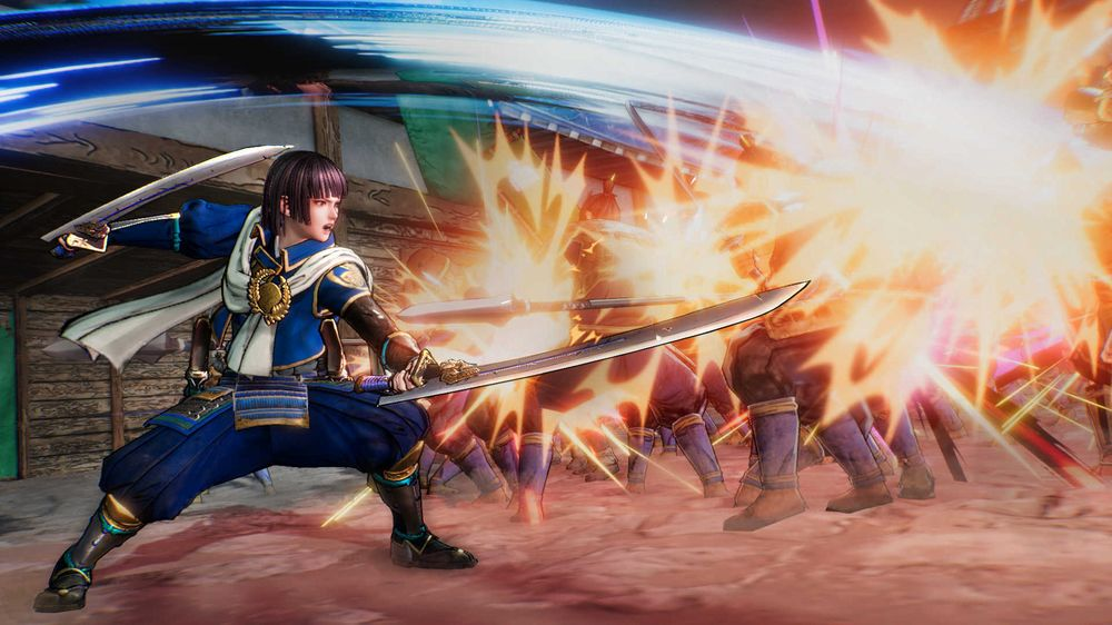 Samurai Warriors 5 musuo