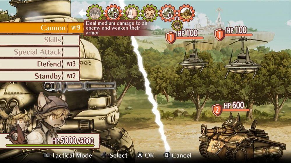 Cyberconnect2 rilascia un trailer per Fuga Melodies of Steel | GamerClick