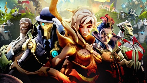 Battleborn: la beta ha raggiungo quota 2 milioni di giocatori
