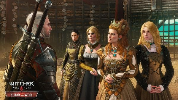 The Witcher 3: Wild Hunt - nuovo mazzo gwent e probabile data di uscita per Blood and Wine