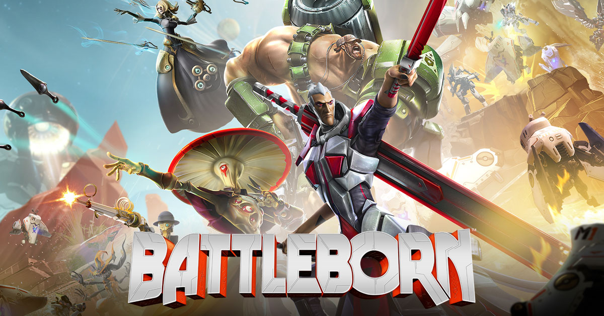 <b>Battleborn</b> - Recensione PlayStation 4
