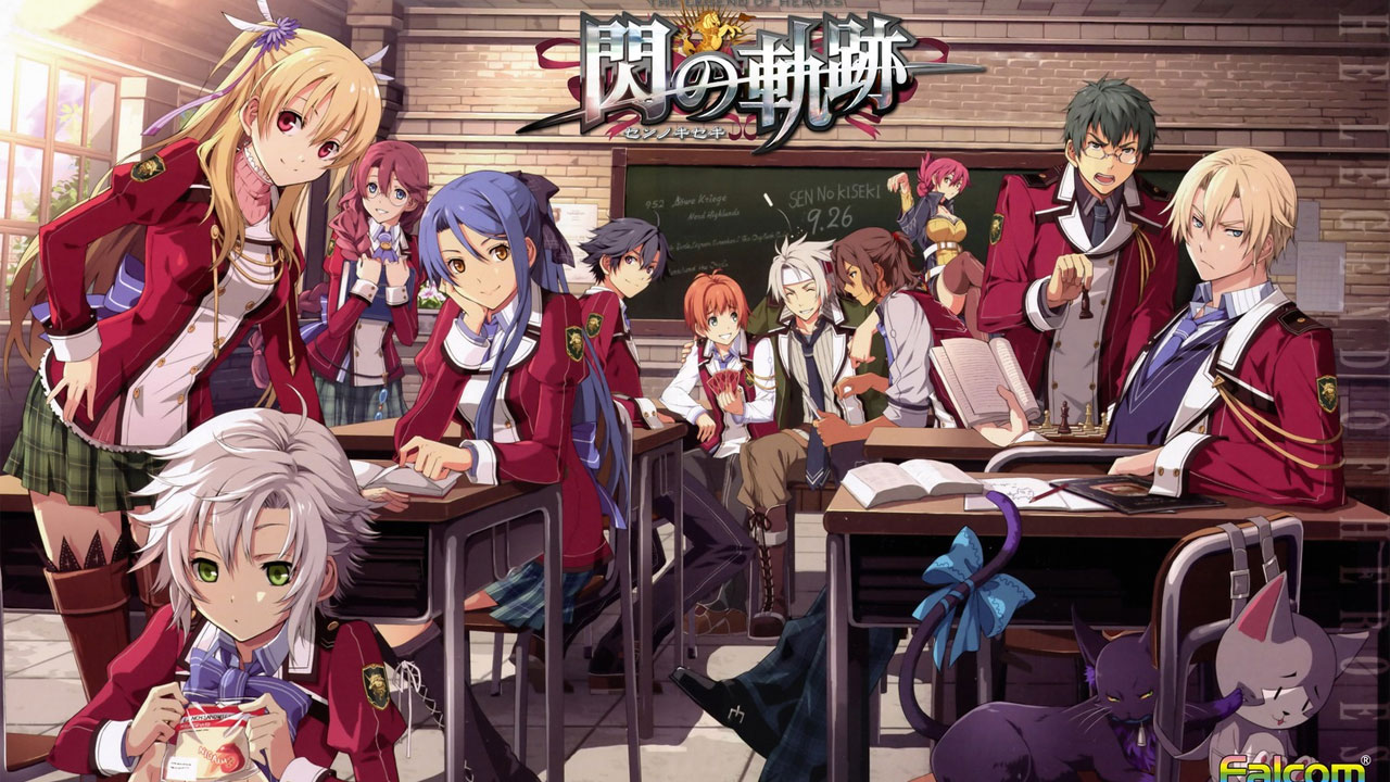 Soundtrack - The Legend of Heroes: Trails of Cold Steel
