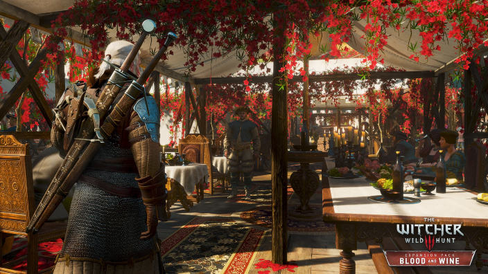 "The Witcher 3: Blood and Wine si mostra con il trailer ""New Region"""