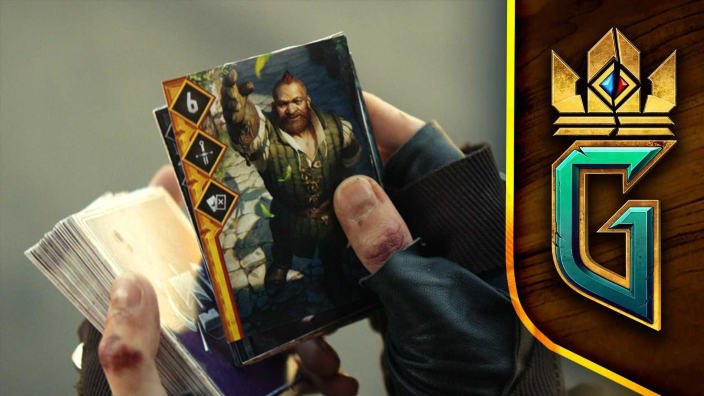 CD Projekt Red annuncia Gwent: The Witcher Card Game
