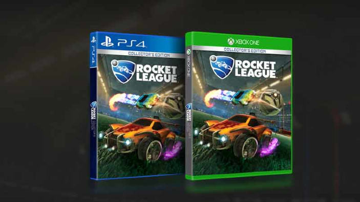 Rocket League: Collector's Edition - Trailer di lancio
