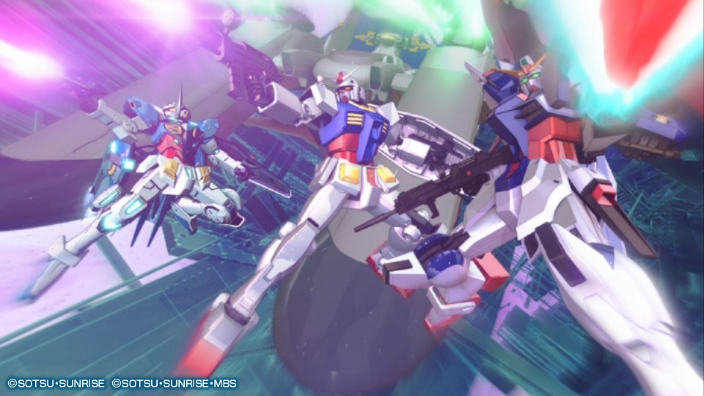<strong>Mobile Suit Gundam: Extreme VS Force</strong> - Recensione Playstation Vita