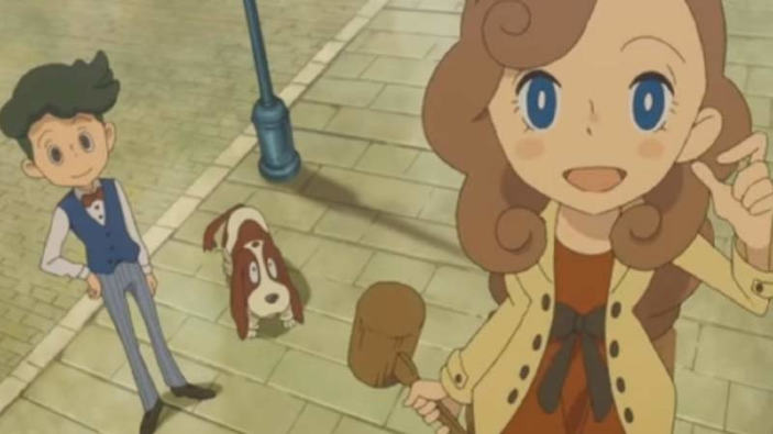 Lady Layton confermato in Occidente per Nintendo 3DS e smartphone