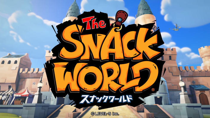 The Snack World: anime pronto per aprile 2017 per il gioco di Level-5