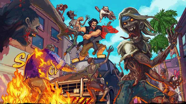 Dead Island: Retro Revenge disponibile su PS4, XONE e PC ad un prezzo imperdibile