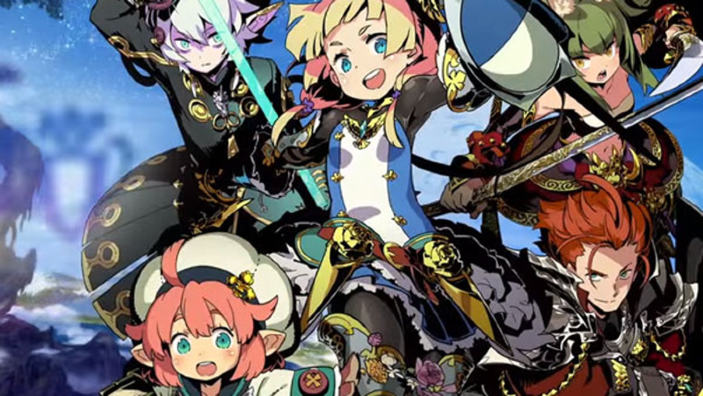 Classifica videogiochi Giappone (07/08/2016), Etrian Odyssey V, Dragon Ball Fusions