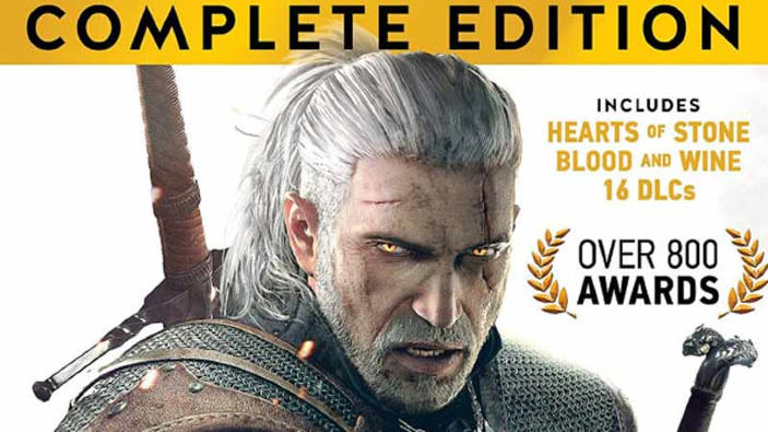 Annunciata The Witcher 3: Wild Hunt - Game of the Year Edition