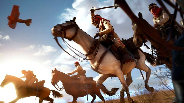 Nuovo trailer per Battlefield 1 e rivelata la data per l'open beta