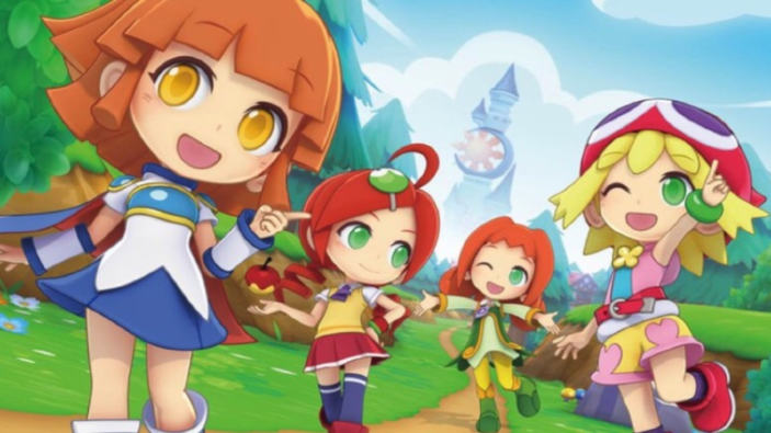 Primo trailer per il tenero Puyo Puyo Chronicle