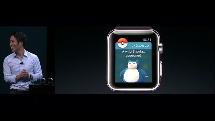 Pokémon Go supporterà Apple Watch