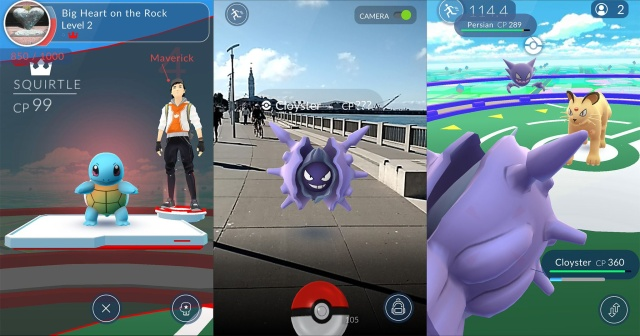 Pokémon Go supera i 500 milioni di download nel mondo