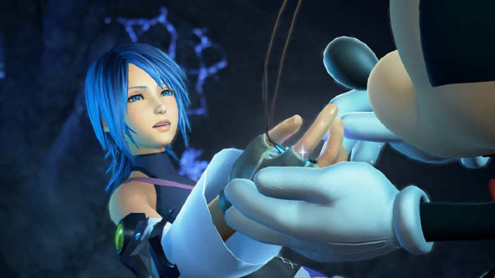 Tantissime nuove immagini per Kingdom Hearts HD 2.8 Final Chapter Prologue
