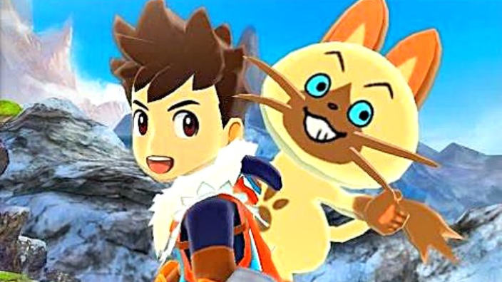 Monster Hunter Stories incontra Puzzle & Dragons e Maruko-Chan