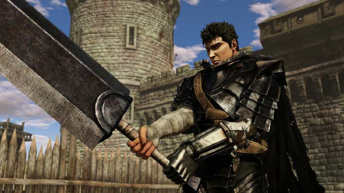 Nessuna versione Xbox One per Berserk and the Band of the Hawk
