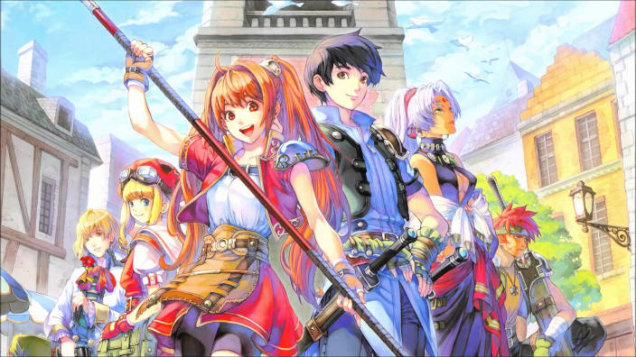 The Legend of Heroes: Trails in the Sky rimosso dal PSN europeo