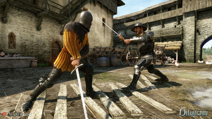 Deep Silver pubblicherà in Italia Kingdom Come: Deliverance