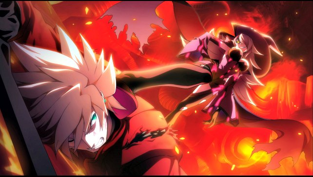 BlazBlue Central Fiction arriva in Europa con la ricca Azure Edition