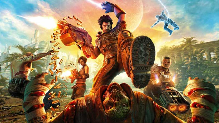 In arrivo la remastered di Bulletstorm?
